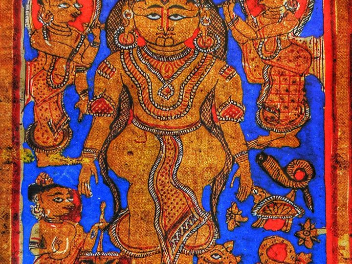 Episode 4: Jainism and Art: Karma Doesn't Shy Away