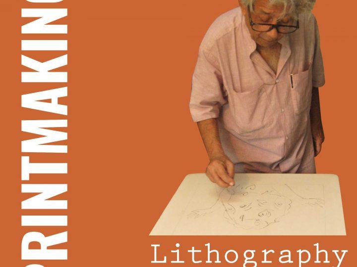 Lithography by Jyoti Bhatt